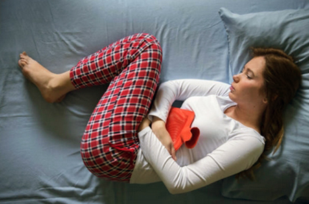 dysmenorrhea symptoms