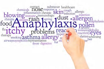 What is anaphylaxis?