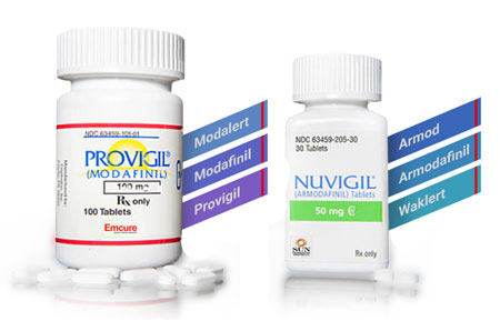 What medications treat narcolepsy? Is Mrovigil, Modafinil, Modalert, Waklert, Nuvigil.