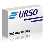 Urso (Ursodiol) – a generic drug with ursodeoxycholic acid for curing primary biliary cirrhosis, cholesterol gallstones and the prophylaxis of liver diseases