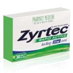 Generic Zyrtec Indications and Side Effects