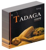 What is Cialis Tadaga and when is it used?
