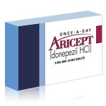 Aricept (Donepezil 5 mg)