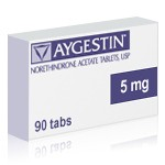 Aygestin (Norethindrone Acetate 5 mg)