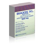Biaxin XL (Clarithromycin XL 500 mg)