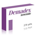 Demadex (Torsemide 10 mg)