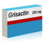 Grisactin (Griseofulvin 250 mg)