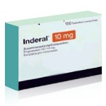 Inderal (Propranolol 10 mg)
