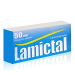 Lamictal (Lamotrigine 25 mg)