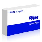 Rulide (Roxithromycin 150 mg)