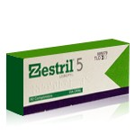 Zestril (Lisinopril 2.5 mg)